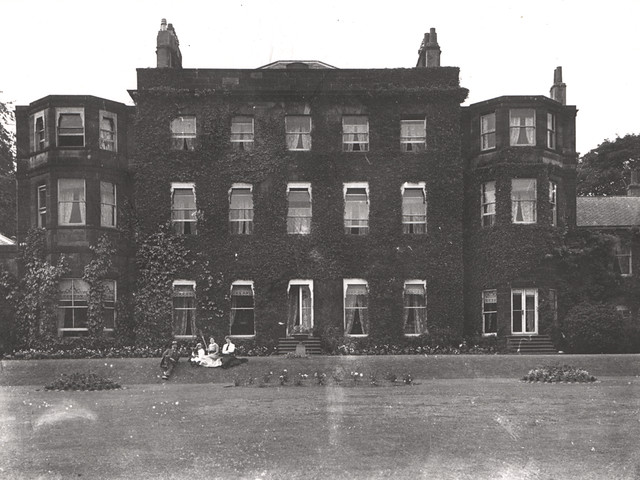 Benton Hall (demolished)