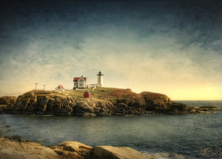 Nubble Light #3
