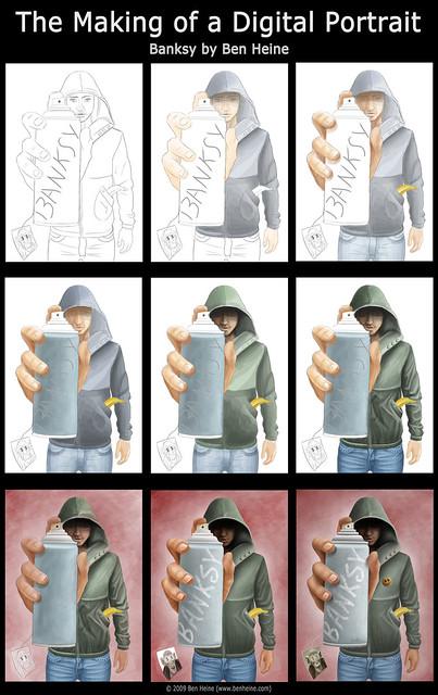 Making of - Banksy