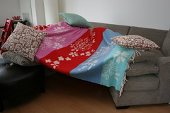 duvet cover(0.0), bed sheet(0.0), bed(0.0), textile(1.0), furniture(1.0), room(1.0), studio couch(1.0), pink(1.0), cushion(1.0),