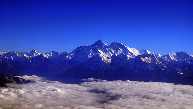 Mount Everest Massiv