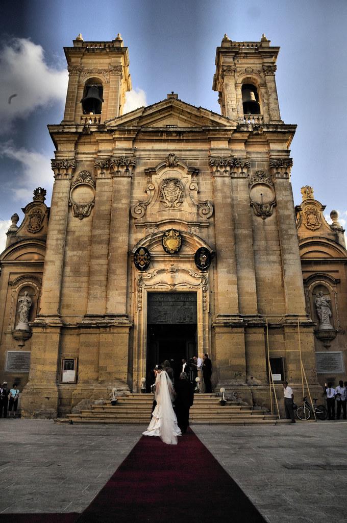 Wedding Photographer in Malta