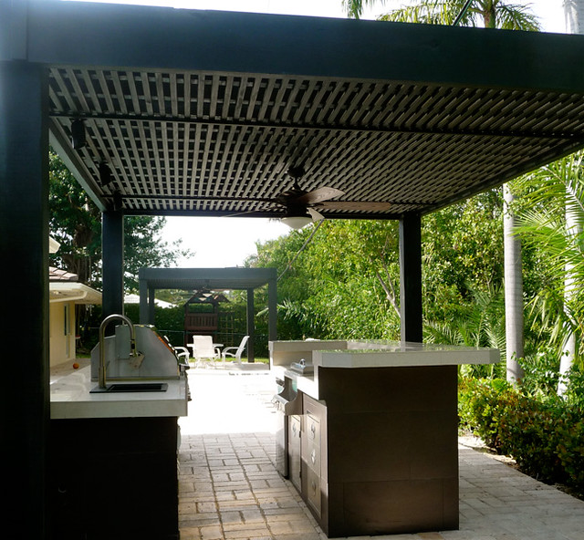 Outdoor Kitchen Florida: Flickriver: Outdoor Kitchens & Living Of Florida's Most
