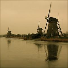 Kinderdijk  NL
