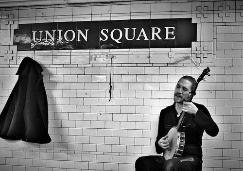 Union Square NYC subway photography