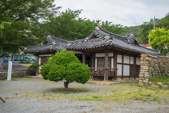 Dolsan Gungwancheong, South Korea