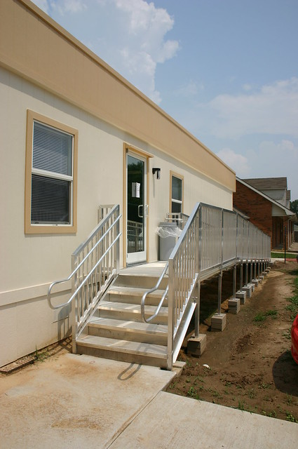 Modular Building Steps Decks And Ramps Flickr Photo