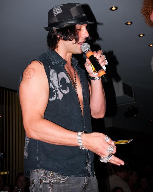 Criss Angel Live Tour