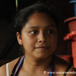 A Pensive Look - Masaya, Nicaragua