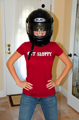 Does this helmet make me look fat?