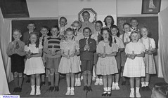 Reeves Plains School Concert 1950