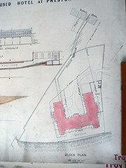 Preston Station footbridge plans to Park Hotel (image 4 of 4) by Preston Digital Archive