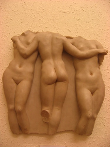 Female Trio Sculture