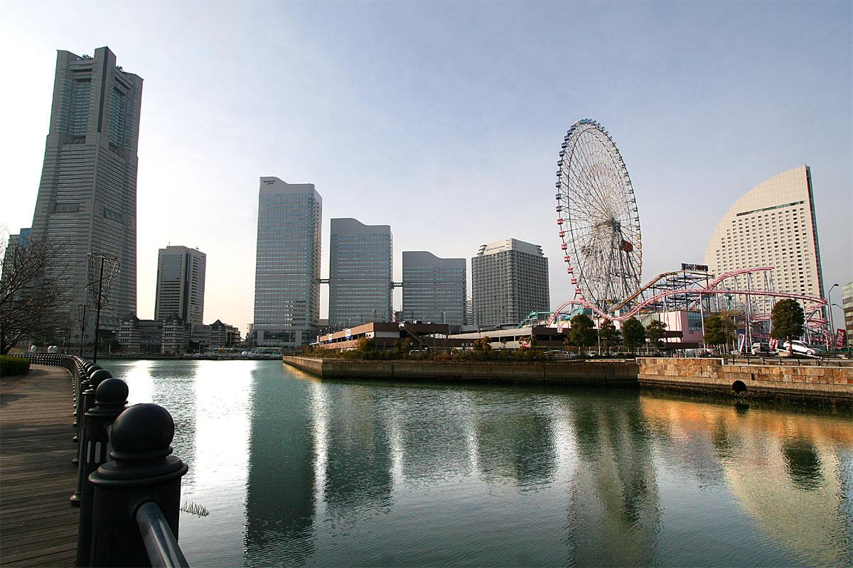 Yokohama Cityscape - 23