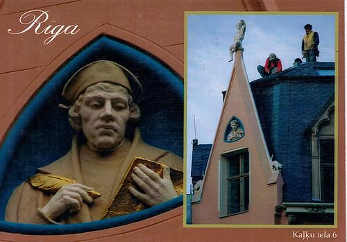 Kalku iela 6-Historic Riga, Latvia-UNESCO