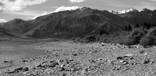 newzealand mountains landscape view southisland lakehawea southlandnz