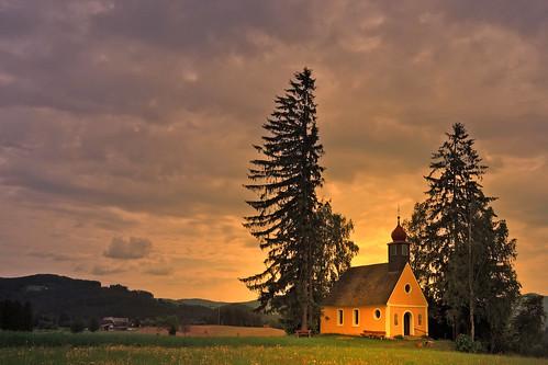 Friedenskapelle  - Peace Chapel