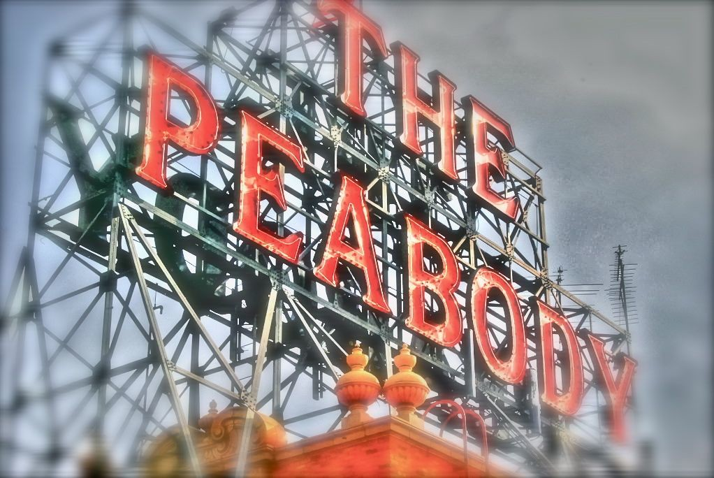 Atop the Peabody