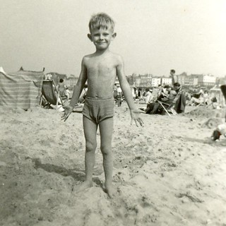 Paul at Margate, England (1966)