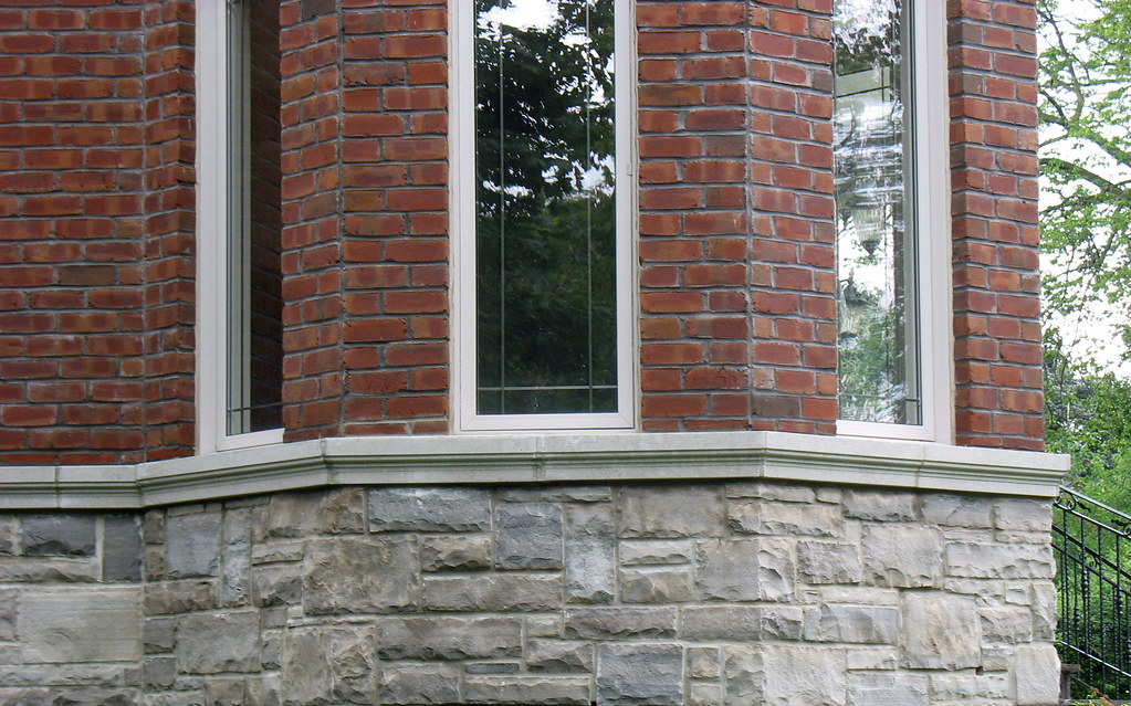 Natural Stone from Ontario, imported brick | Cambridge Engin