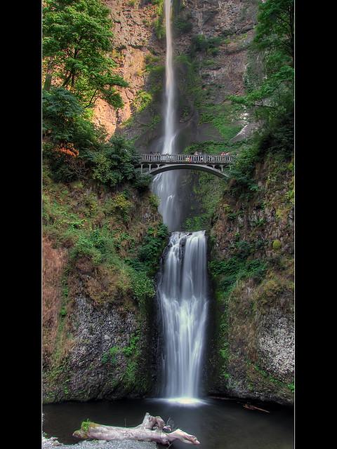 Multnomah Falls - HDR