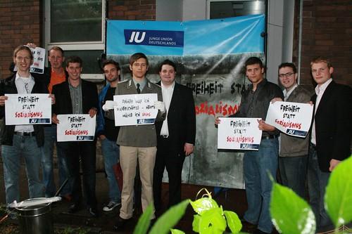 Aktion der JU Ennepe-Ruhr
