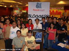 SM City Manila Bloggers wifi party