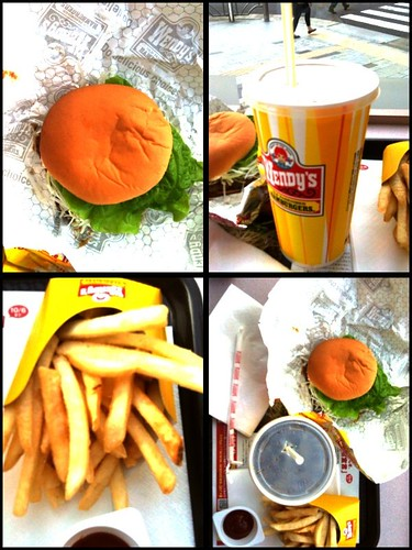 Wendy's 2009/09/28 20090928LUMCH
