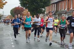 Birmingham Half Marathon 2009