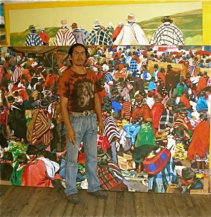 Otavalo-art