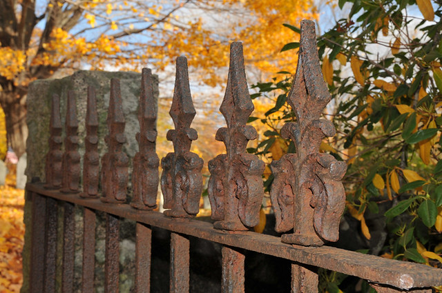 Wrought Iron Fence, Wrought Iron Picket Fences  Panels - China