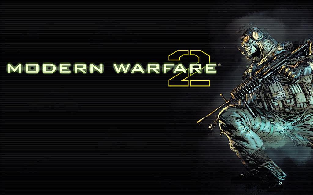 Ghost Modern Warfare 2 HD | MíGuel | Flickr