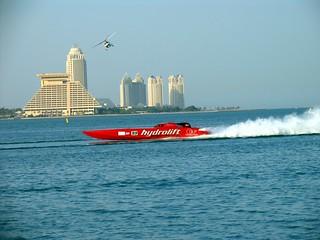 Hydrolift 99 at Doha Class 1