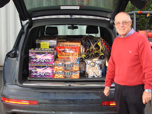 Epic Fireworks Customer From Norwich
