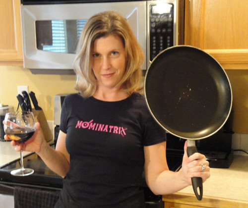 Drink or cook - what would a Mominatrix do?