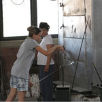 Camla Tanışma Atölyesi - Introducting to glassblowing workshop