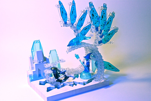 Ice-Water Golem