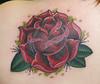 New School Rose Tattoo Paulo Madeira Tattoo Artist