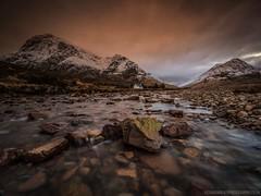 River Coupall, Glencoe, Scotland
