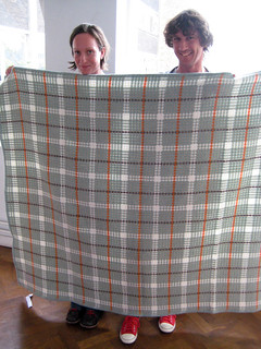 Picnic time with this blanket by Eleanor Pritchard