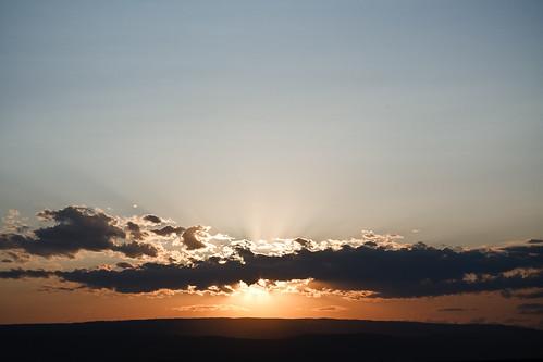 sunset george washington thegorge cloudsthegorge
