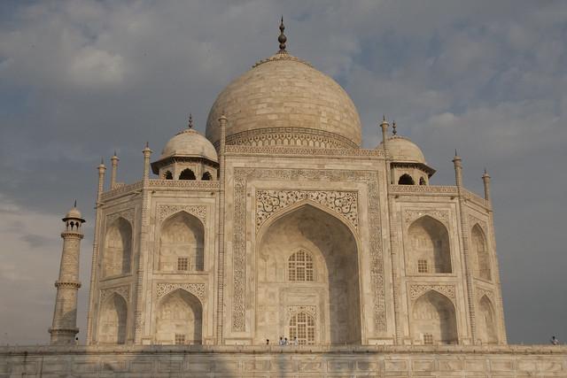 Taj mahal exterior for Taj mahal exterior design
