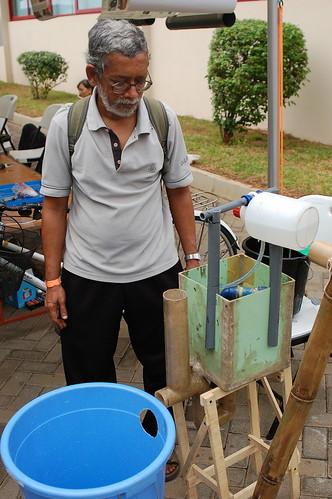 Maker Faire Africa: depurare l'acqua