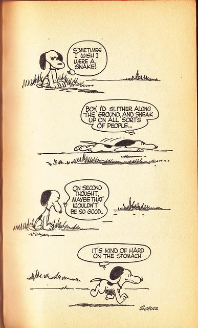 Snoopy snake1