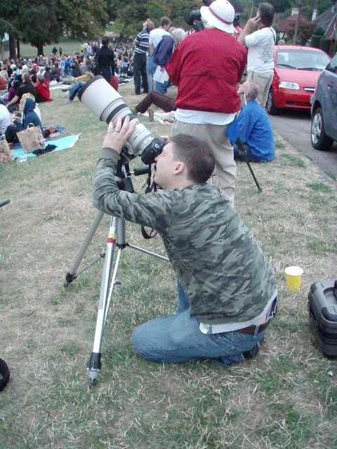 Header of telescopy