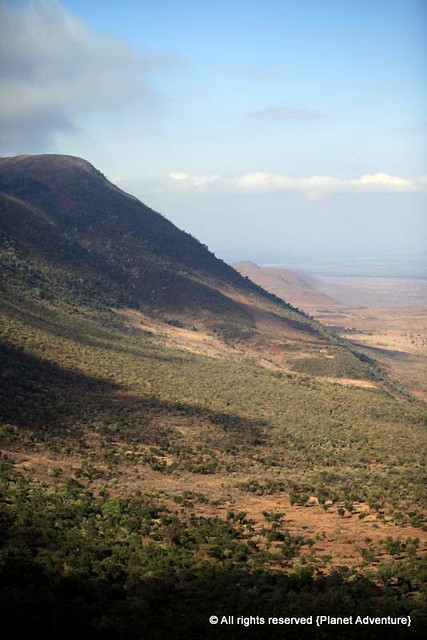 View Point - Great Rift Valley - Kenya