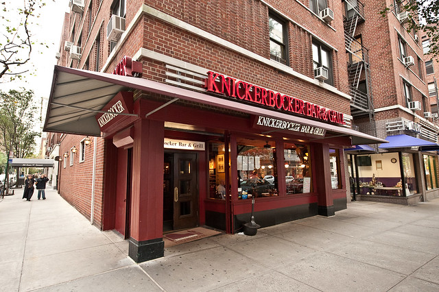 The Knickerbocker Bar & Grill, Manhattan, New York City. | Flickr ...