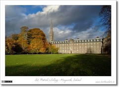 Autumn in St. Patrick's College