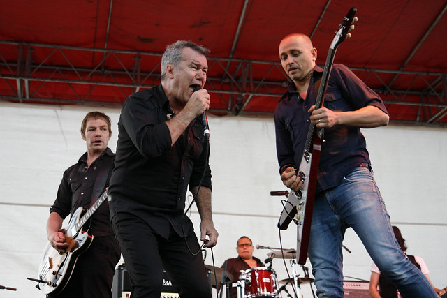 Jimmy Barnes With Diesel - Still Got A Long Way To Go