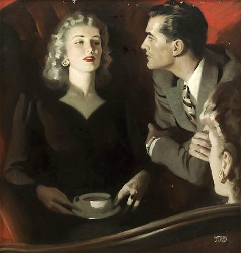 ANDREW LOOMIS (American 1892 - 1959) by ondiraiduveau